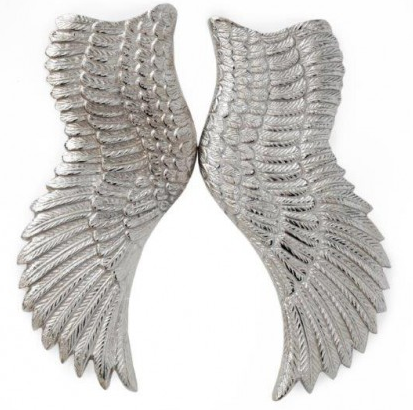 Angel Wings Silver