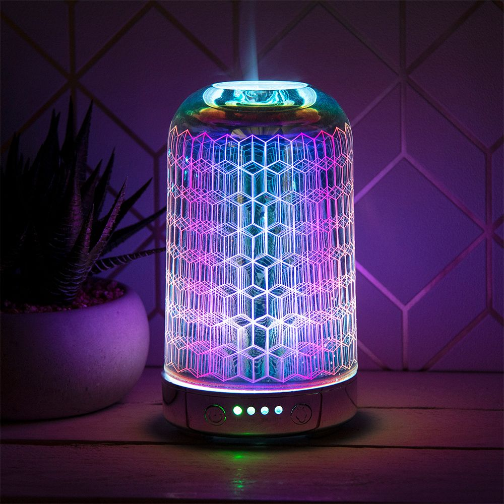 Desire Aroma Humidifier Night Light